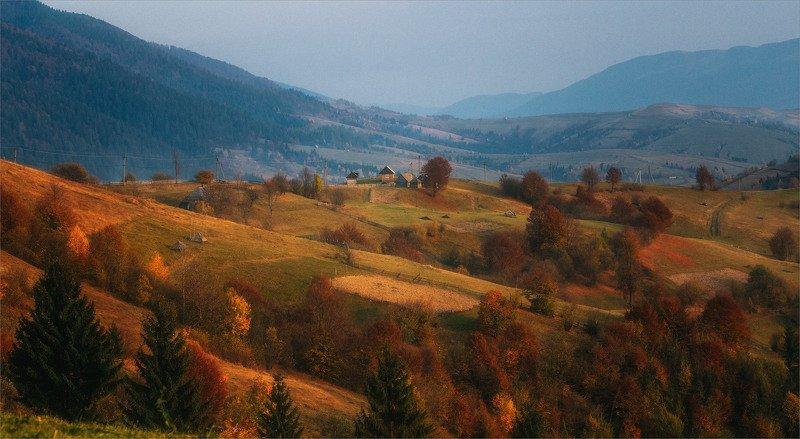 Осень на Синевирском photo preview