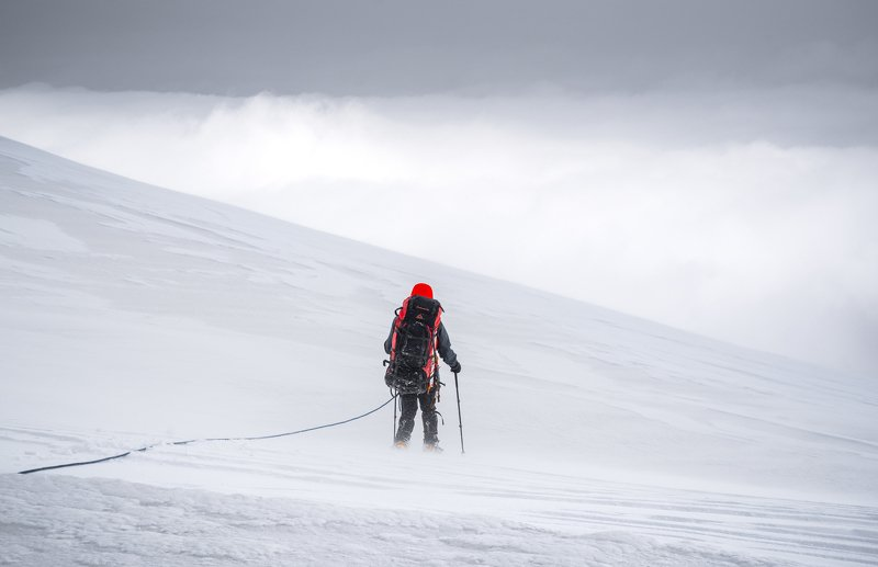 Горы, снег, Терскей, Киргизия На 4700photo preview