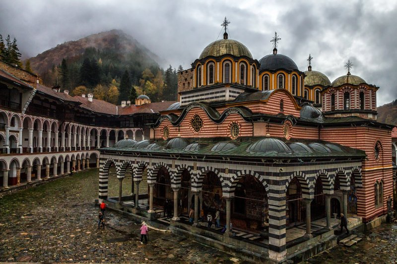 Рилски манастирphoto preview