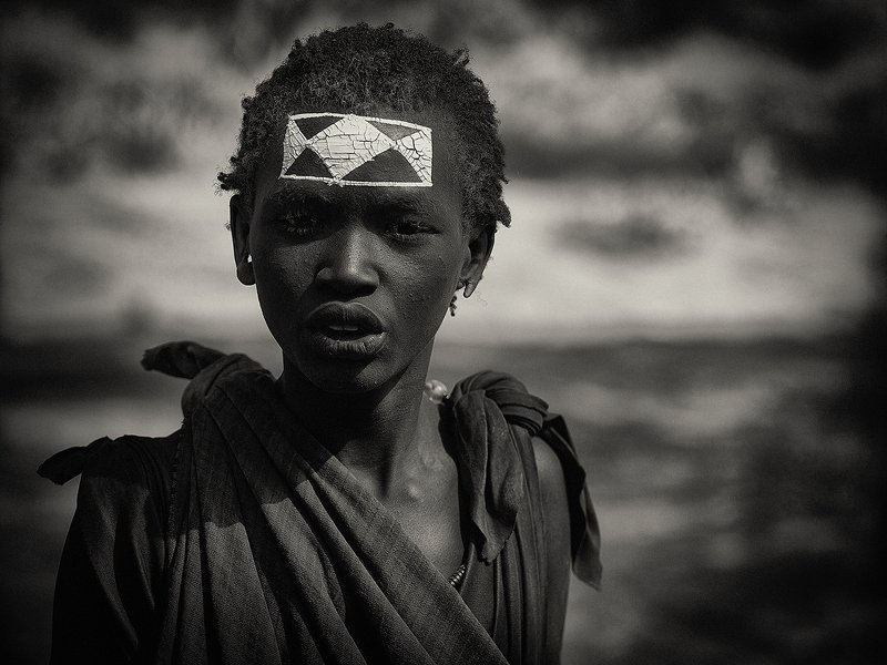 Masai tribe boyphoto preview