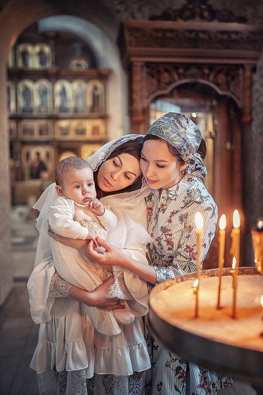 На таинстве крещенияphoto preview