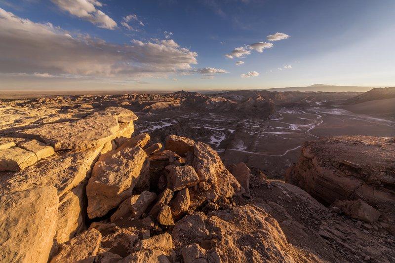 Атакама, Чили, пейзаж, пустыня Пустыня Атакама. Чилиphoto preview