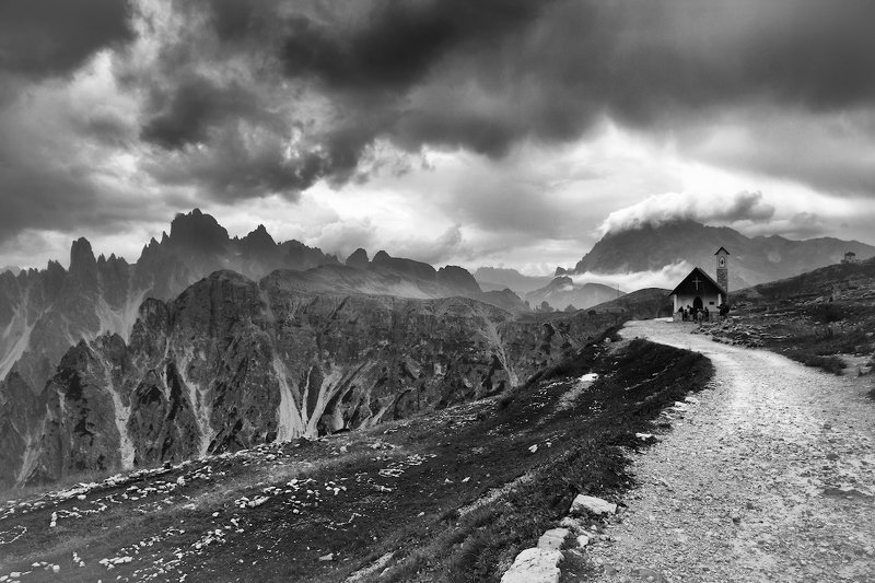 Непогода в горахphoto preview