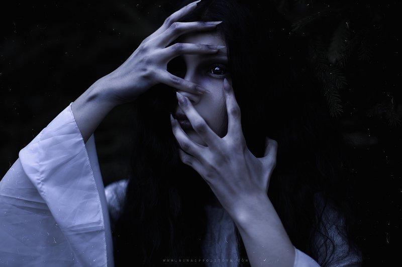 dark, art, horror Б а н ш и photo preview