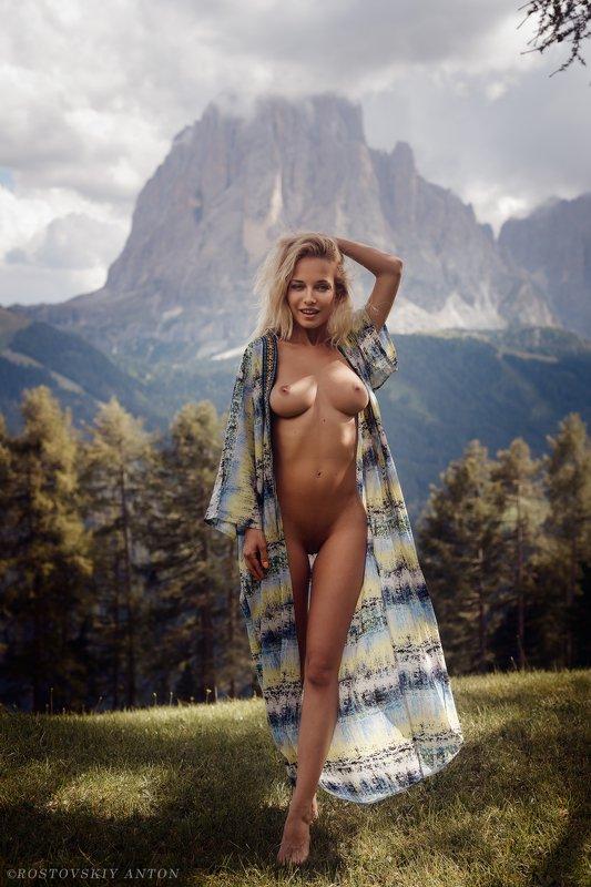 Фототур, Андреева, Альпы, Доломиты, Немчинова, Наташка, Италия На фоне гор photo preview
