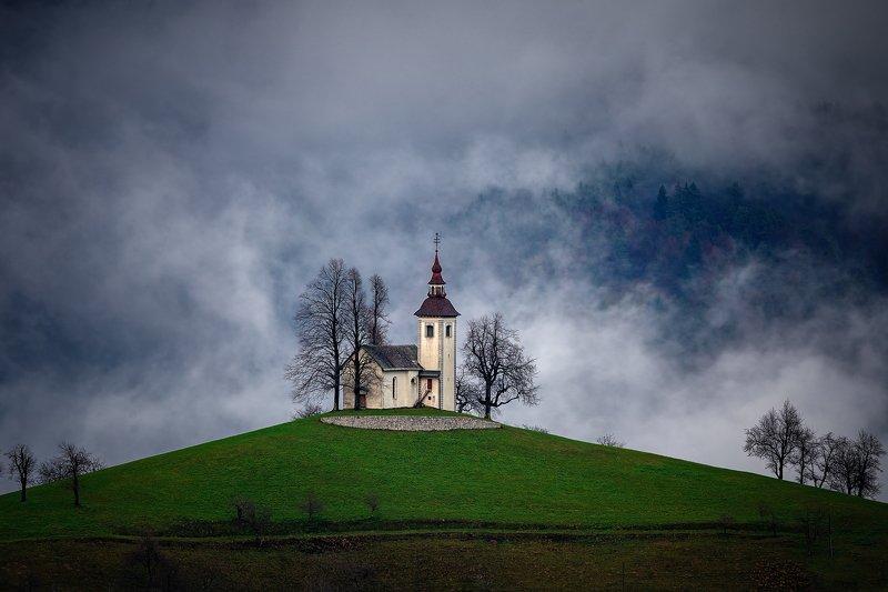 St. Thomas\'s Church Slovenia...photo preview