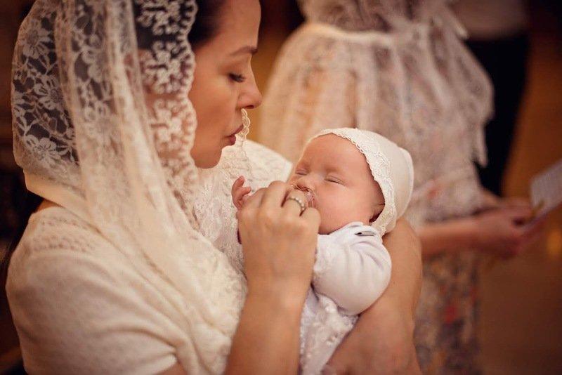 Крещение Викториииphoto preview