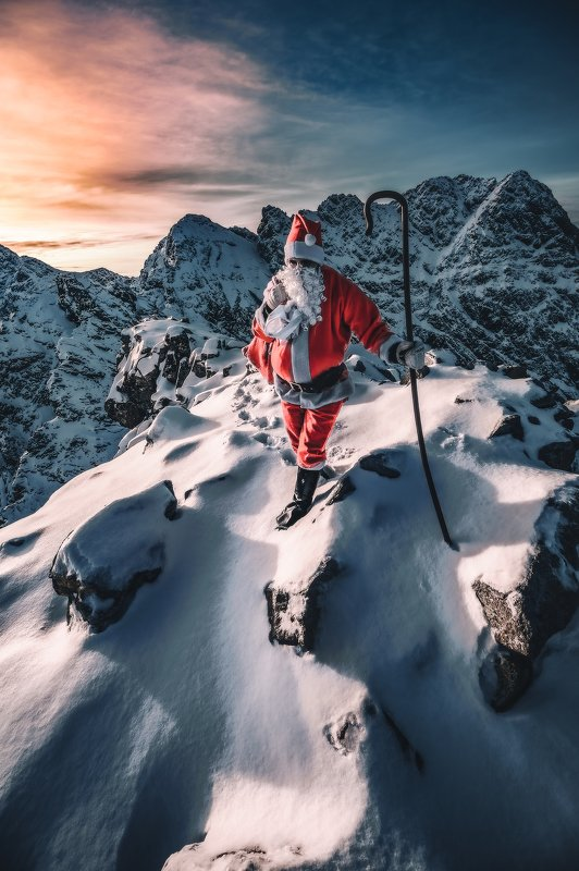 landscape,mountains,santa,clous,snow,winter,tatra,love,nature,globalshotz Santa Clous...photo preview
