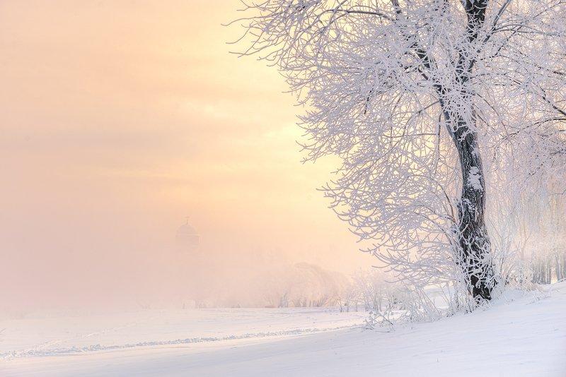 были зимы в наше время...photo preview