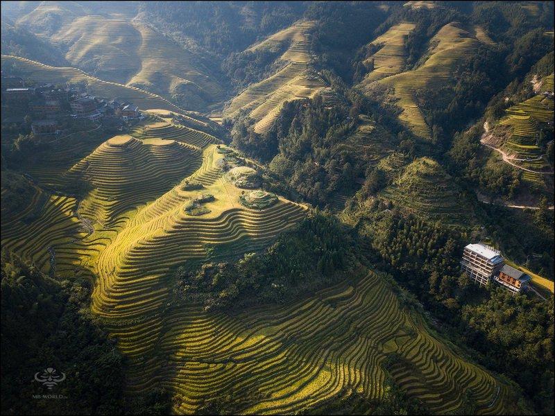 китай, рисовые террасы, longji, фото путешествие, mb-world Рисовые террасы Longjiphoto preview