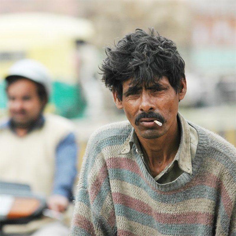 мужчина, индия Агра, Индияphoto preview