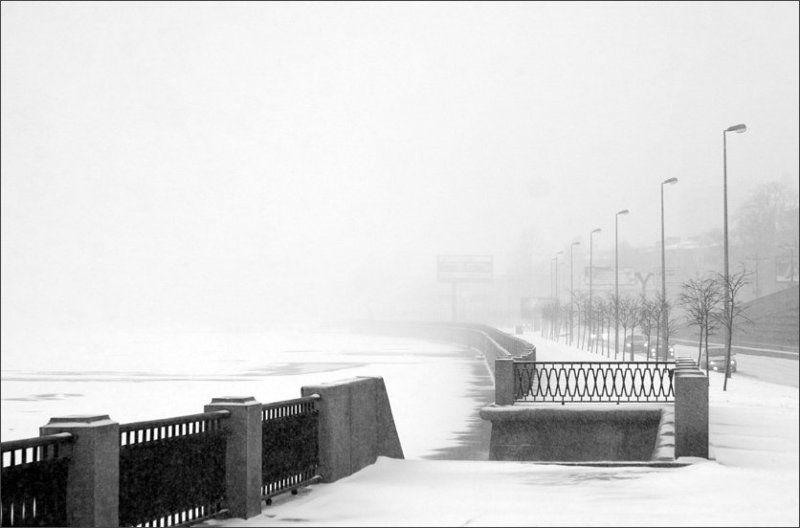 санкт-петербург, питер, город, город на неве Белое безмолвиеphoto preview