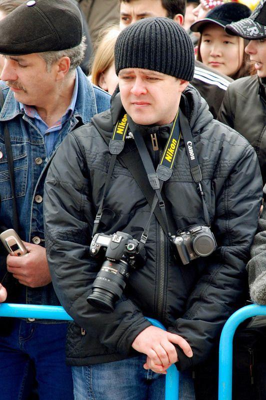 фотограф, canon, nikon А \