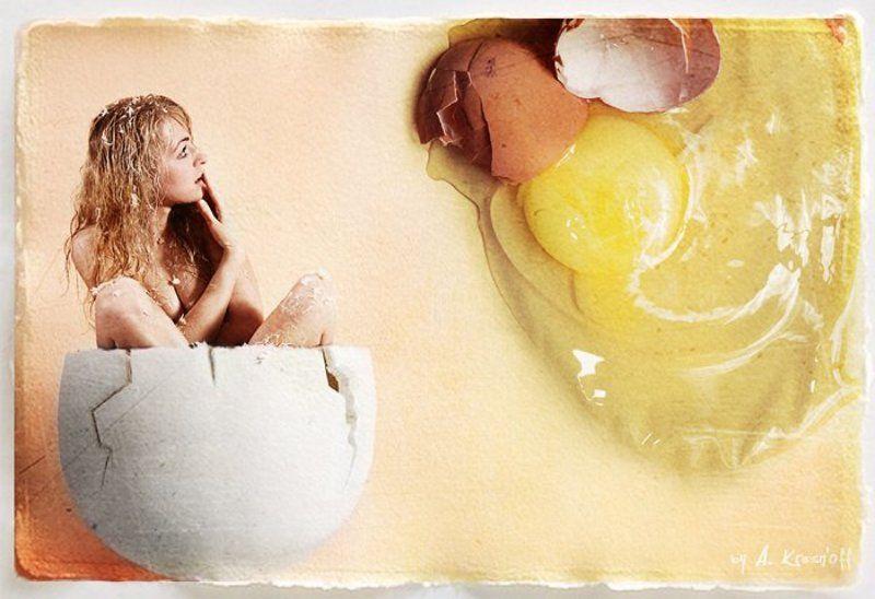 Девушки яйца картинки