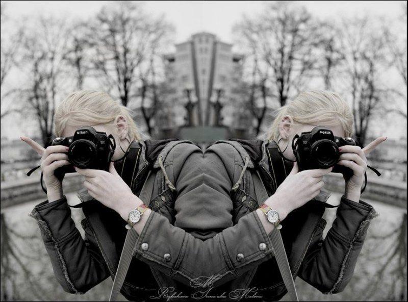 ...зеркальная...photo preview