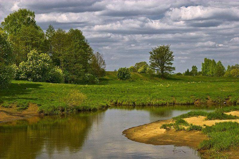 река май весна Майские краскиphoto preview