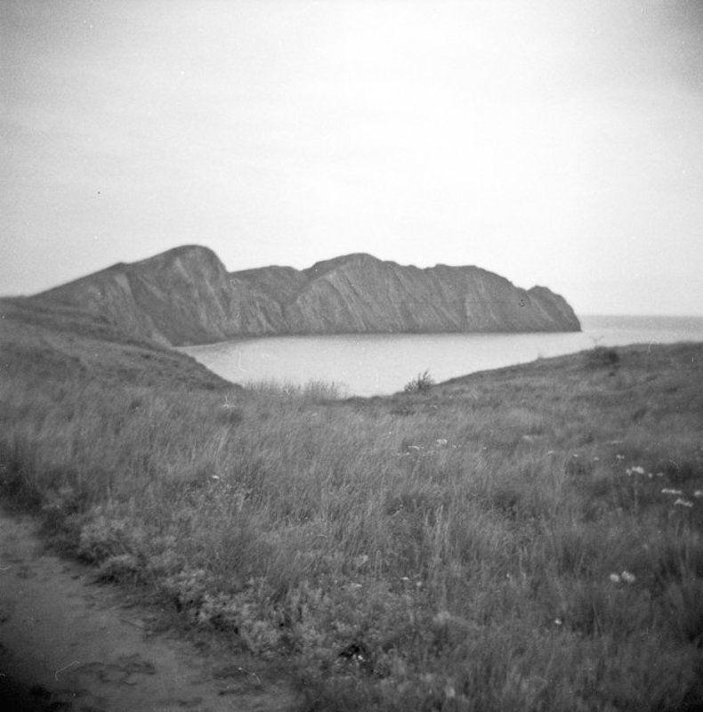 крым, май, мыс, хамелеон, море Cape Chameleonphoto preview