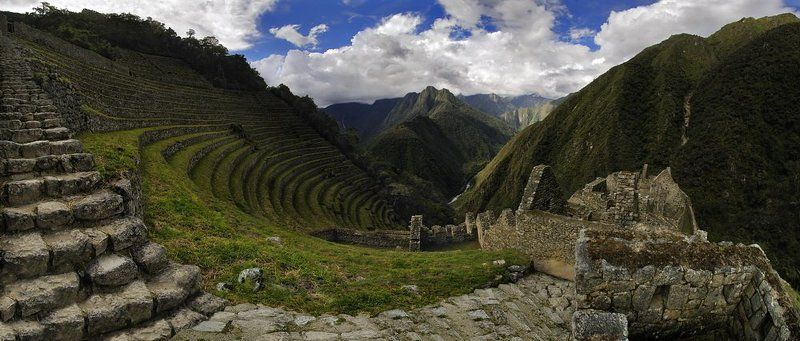 инка,перу, winay wayna Inca trailphoto preview