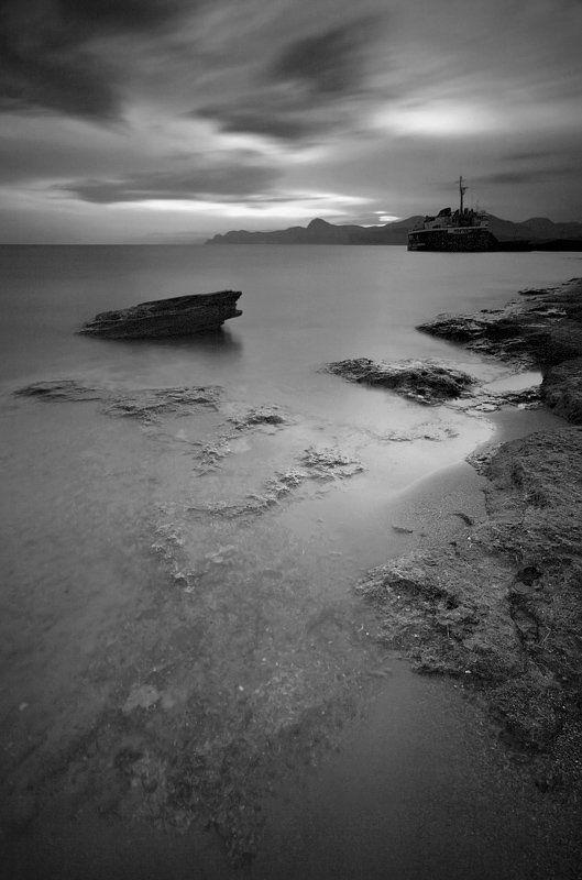 крым, капсель, весна, море Trapped in Time IIphoto preview