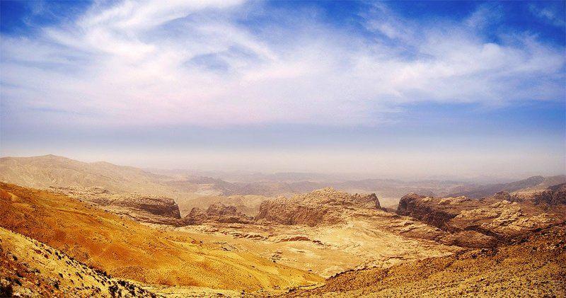 иордания, долина моисея Иордания, долина Моисеяphoto preview