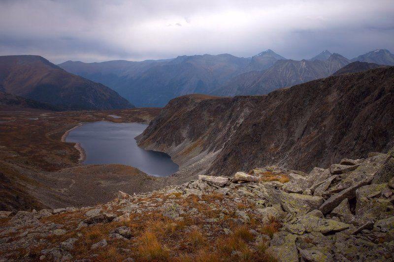 алтай, горный алтай, горы, пейзаж, озеро кыргыз Озеро Кыргызphoto preview
