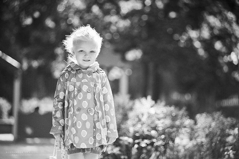 портрет, дети, чб ***photo preview