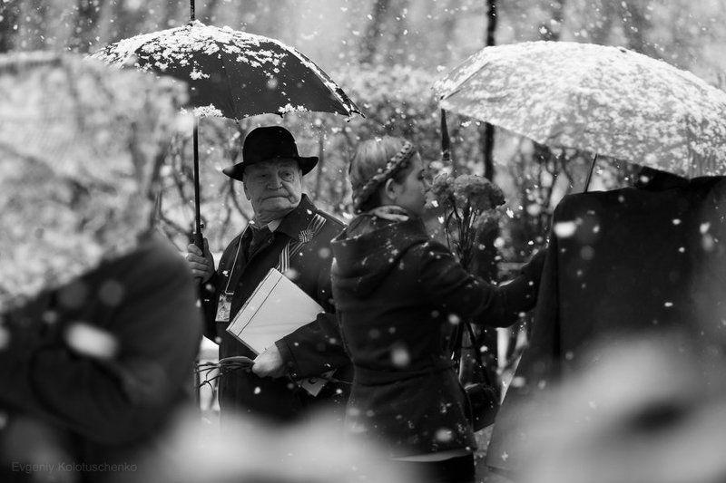 день победы, человек, снег День победы (2012)photo preview