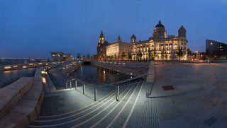 Liverpool: Pier Head