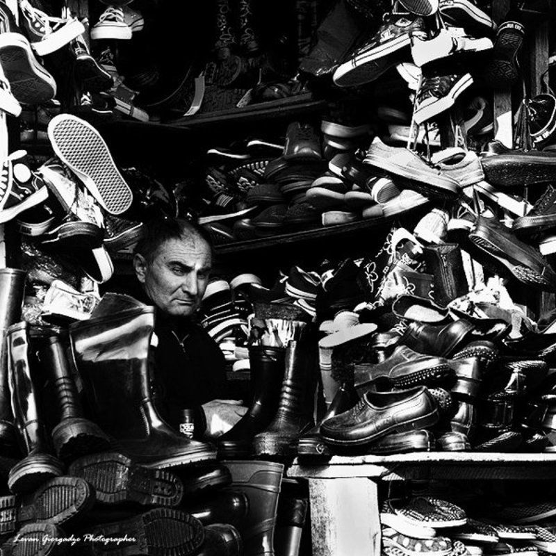 World of Shoesphoto preview