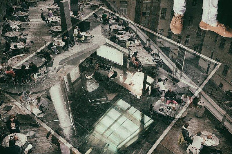 санкт-петербург, лофт проект этажи, мультиэкспозиция Этажиphoto preview