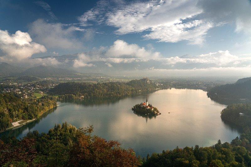 Озеро Бледphoto preview