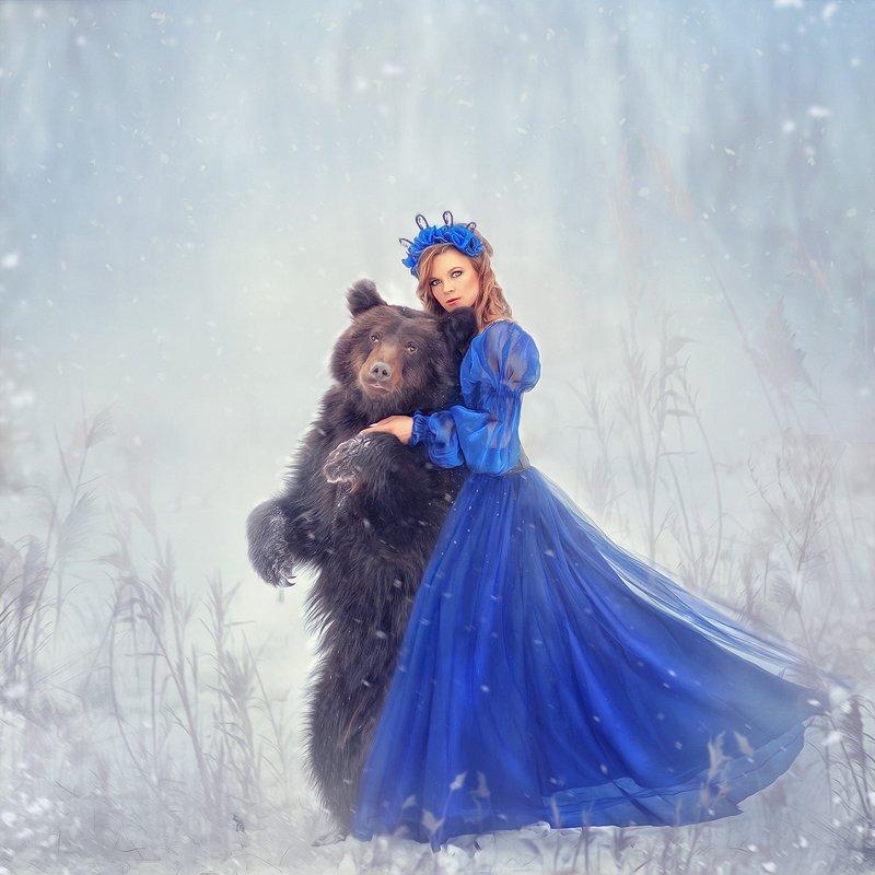 медведь, фото с медведем, Другphoto preview