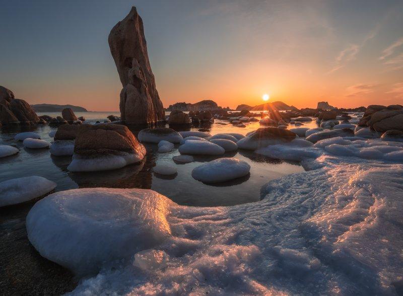 приморье, находка Когда в Приморье приходит зима...photo preview