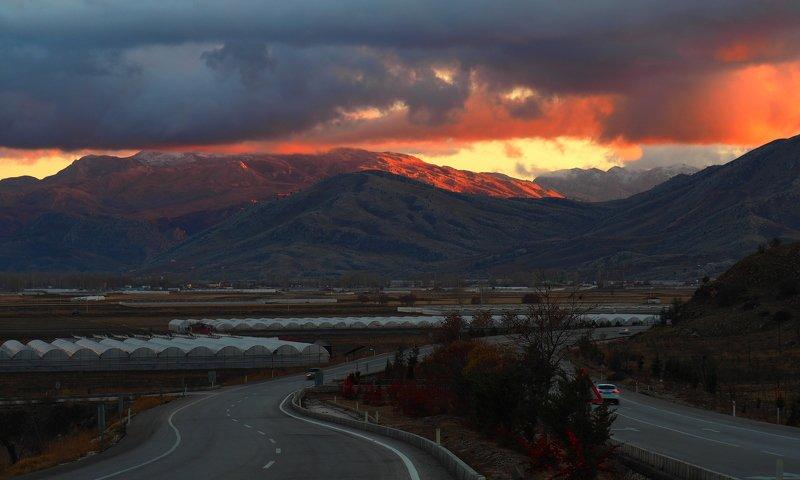 турция, зима Эффектные краски зимыphoto preview