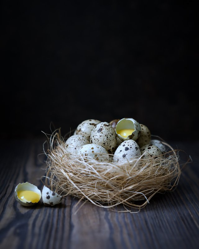 Quail eggsphoto preview