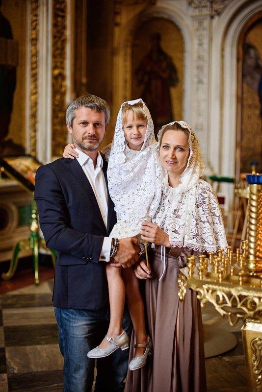Крещение в Исаакиевском собореphoto preview