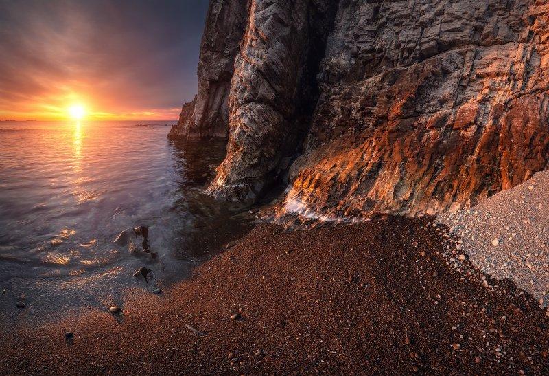 утро, скалы, море ***photo preview