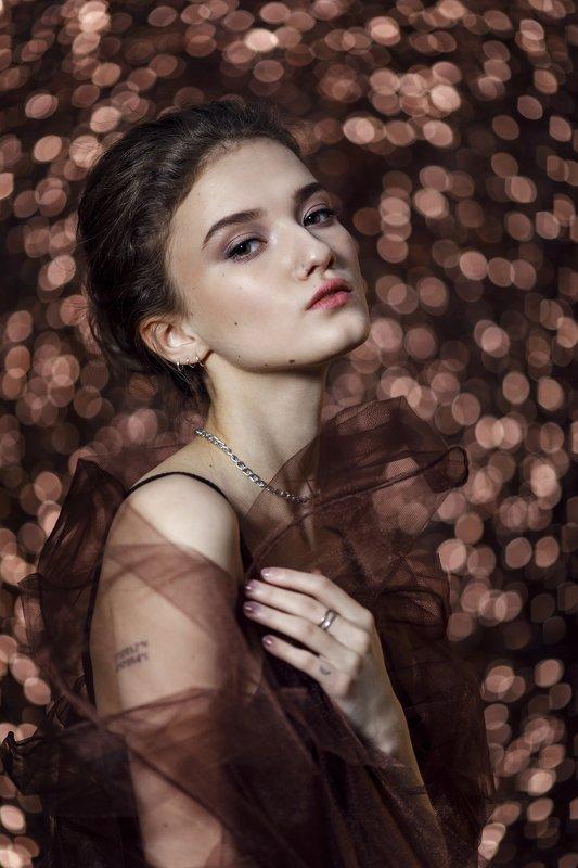 портрет девушка Настяphoto preview