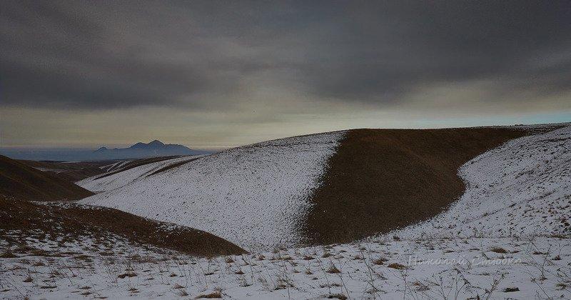кавказ горы Сумеркиphoto preview