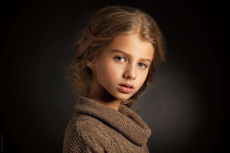 девушка, портрет, милая, cute, girl, portrait Kristinaphoto preview