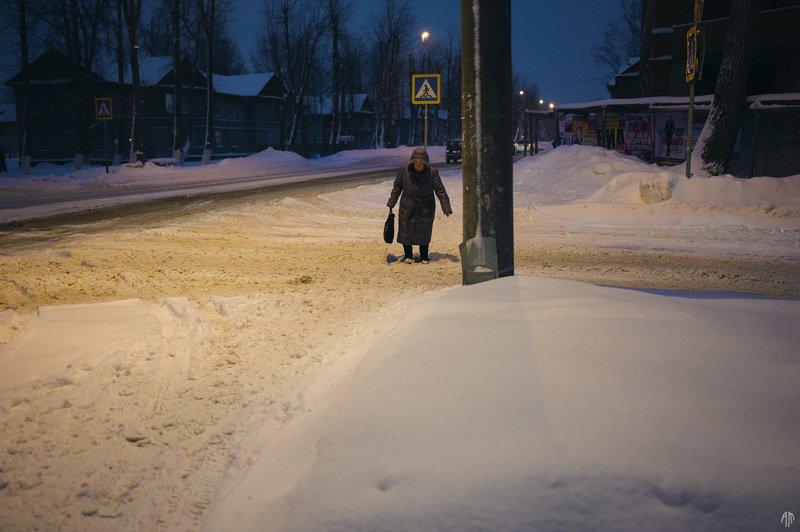 уличная фотография, streetphotography, ночь, Декабрьphoto preview