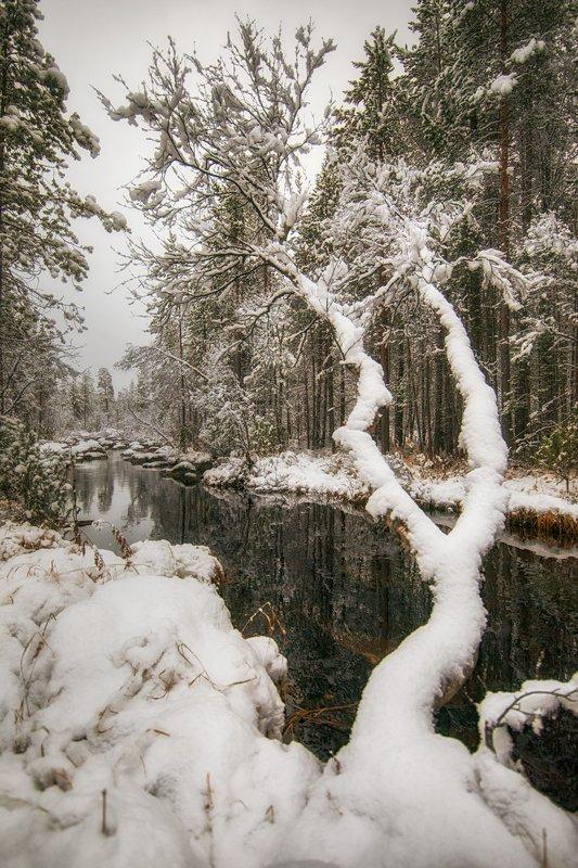 Где прячется зима ...photo preview
