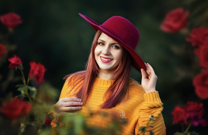 #girl, #portrait, #beauty, #lady, #135mm, #pretty Margaritaphoto preview