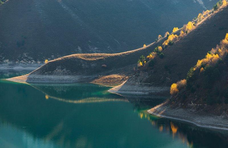 Утро на озере Кезеной Амphoto preview