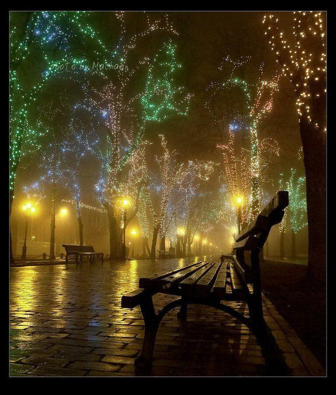 ночная Одессаphoto preview