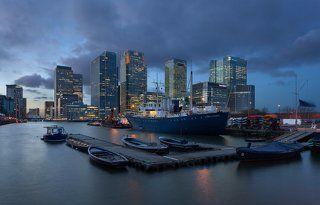 London: Canary Wharf