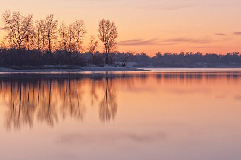 вышгород, днепр, чайка, рассвет На Чайкеphoto preview
