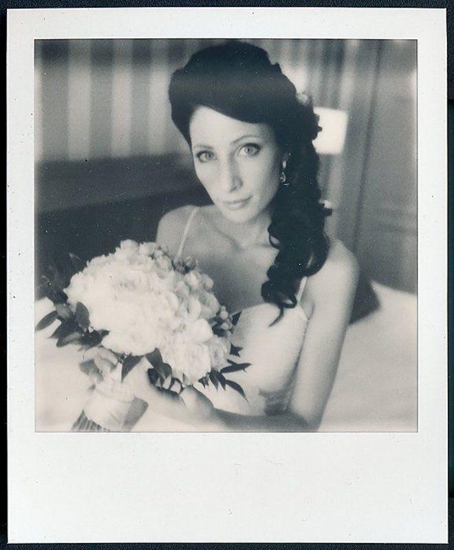 полароид, polaroid, фото свадебноеphoto preview