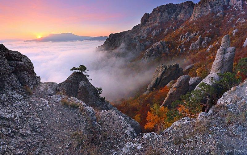 крым, долина привидений, демерджи ***photo preview