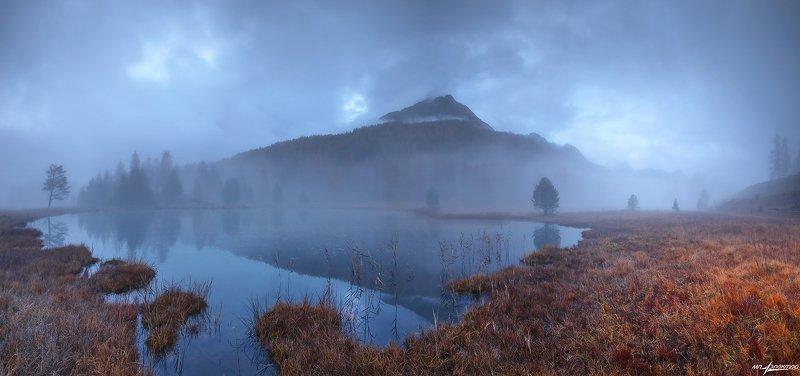 swiss Чернильное утро...photo preview